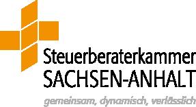 Logo der Steuerberaterkammer Sachsen-Anhalt